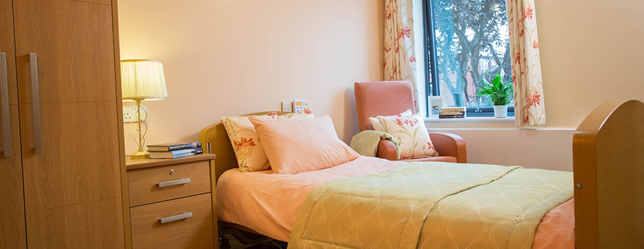 Parklands Lodge Bedroom
