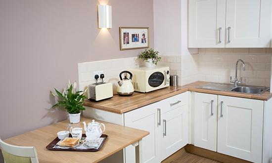 Residents' Kitchens