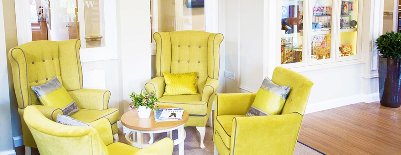 Parklands Lodge Lounge
